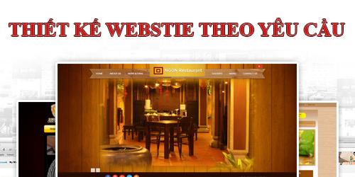 thiết kế web theo yêu cầu, thiet ke web theo yeu cau