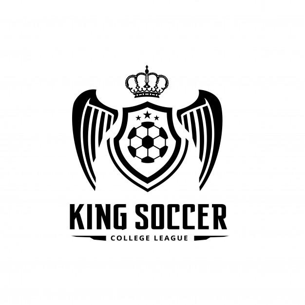 Thiết kế logo trường học hình cánh chim đại bàng