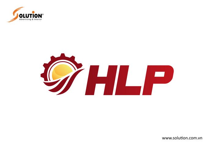 logo đại bàng của Công ty TNHH thiết bị máy và công trình Hải Lâm