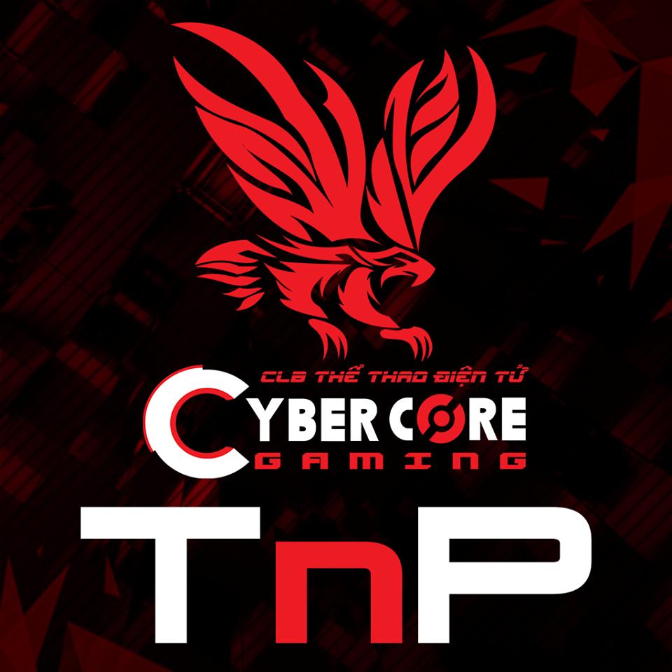 logo đại bàng của Cybercore