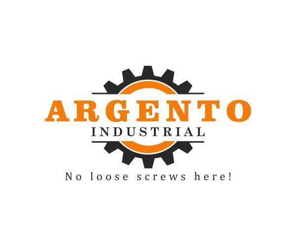 Font chữ đậm cho các mẫu logo đẹp ngành cơ khí