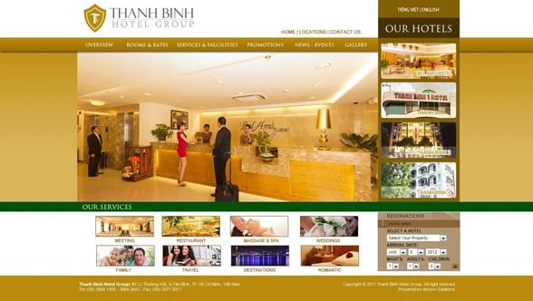 Nhiều người muốn tìm công ty thiết kế website khách sạn tốt nhất tại TP HCM