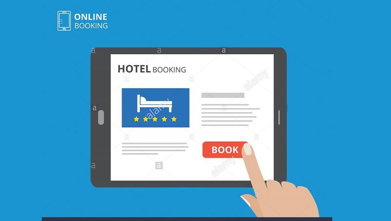 Đặt phòng - Tính năng không thể thiếu đối với một website khách sạn