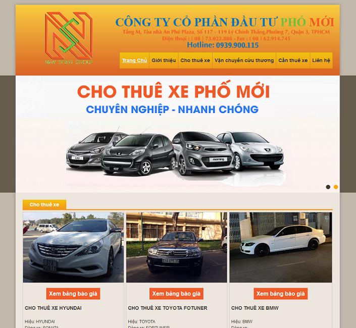 Công ty làm web tại Đà Nẵng
