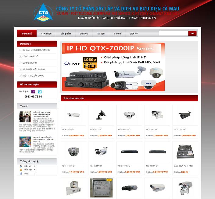 Nơi thiết kế và bảo trì website tốt