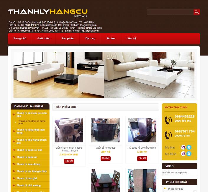 Nơi thiết kế website uy tín