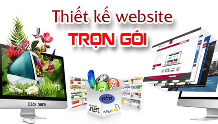 Thiết kế website theo yêu cầu chuyên nghiệp chuẩn SEO