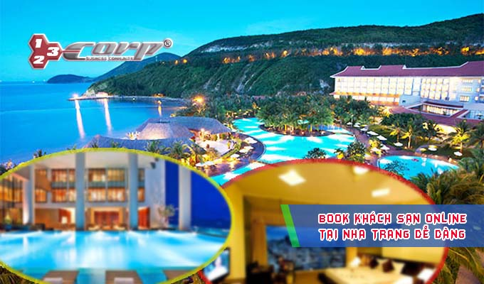 Những khách sạn nào ở Nha Trang cho phép đặt phòng online?